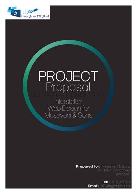 proposal cover page design pertamini co