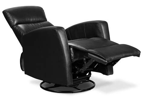 leather swivel rocker chair genuine leather swivel rocker reclining chair