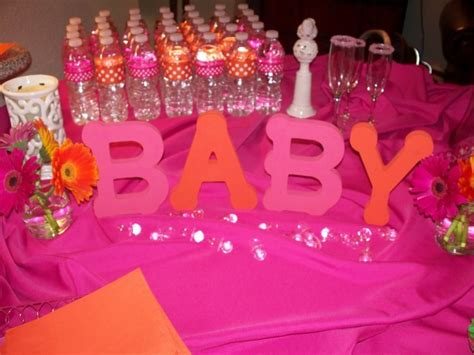 Pink And Orange Baby Shower by Pink And Orange Baby Shower Www Loveisinbloomevents