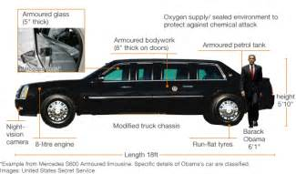 Car Used President Usa United States Presidential Armoured Car The Stunning