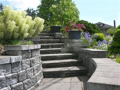 welcoming rustic front steps picture of highland garden