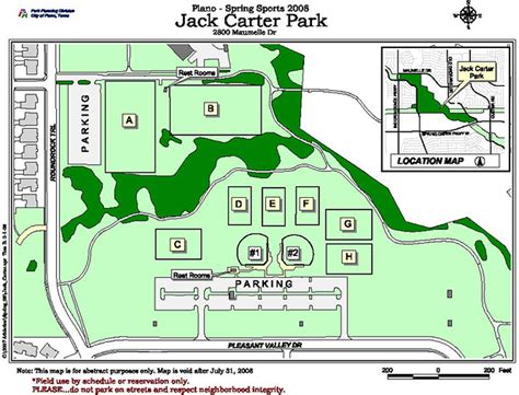 texas field map texas soccer fields park plano tx field details