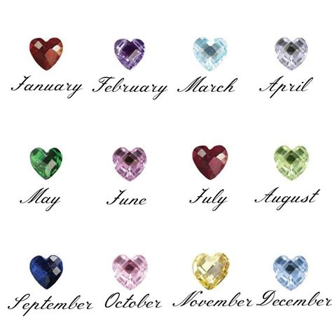 Origami Owl Birthstone Charms - authentic retired origami owl birthstone