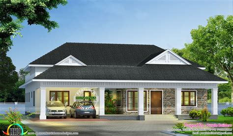 2000 sq ft bungalow house plans modern bungalow architecture 2000 sq ft kerala home design and floor plans