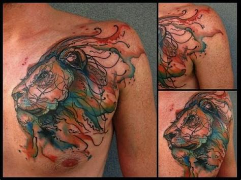 third eye tattoo kel 50 best watercolor tattoos images on pinterest