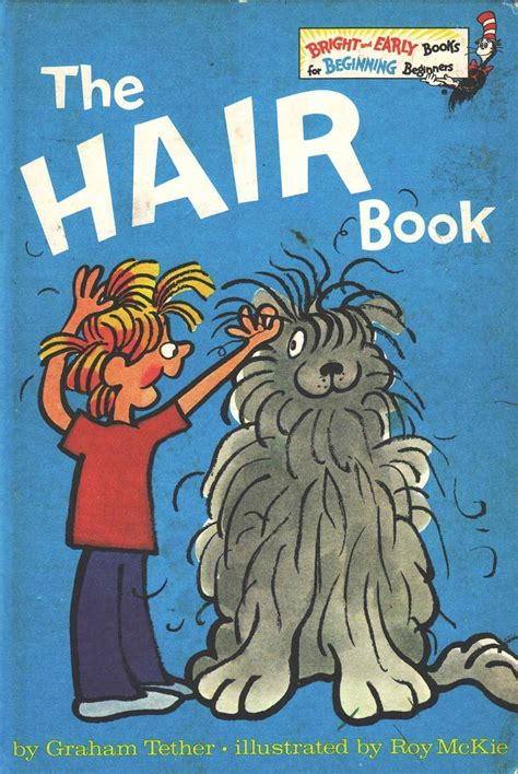 Hair Books by The Hair Book By Dr Seuss In Library