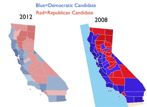 california map election 2016 november 2012 archives geocurrents