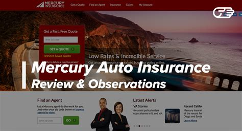 Mercury Insurance Get A Fast Free Online Auto Insurance