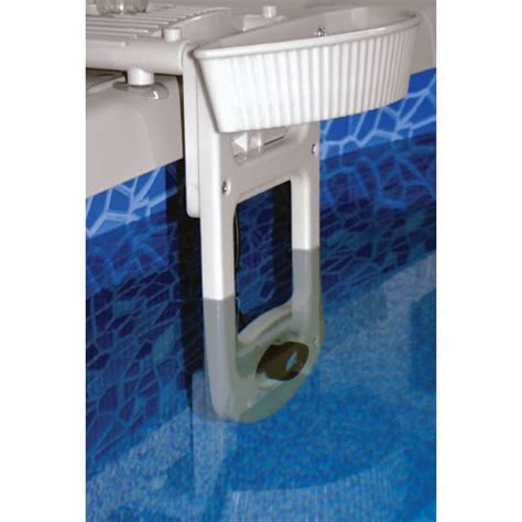 above ground pool organizer 12v add on light w color