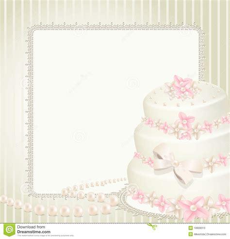 Invitaci 243 N De La Boda Tarjeta De Felicitaci 243 N Ilustraci 243 N Vector Imagen 18908313