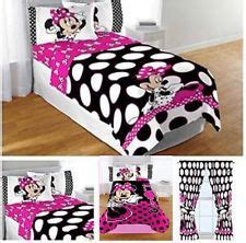 minnie mouse curtains set minnie mouse bedding ebay