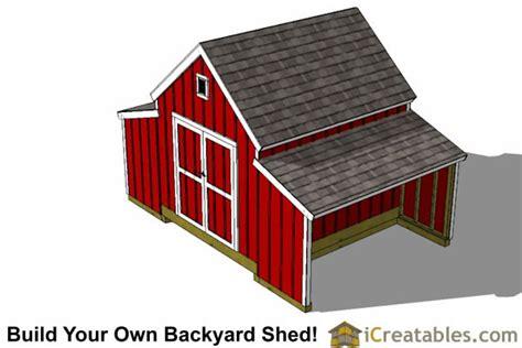 Building A Gambrel Roof by Barn Shed Plans Classic American Gambrel Diy Barn Designs