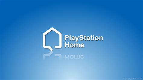 playstation home wallpaper 1