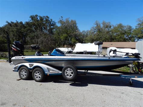 bass boat for sale florida 2014 new ranger z521c bass boat for sale 75 000