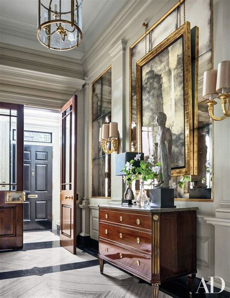 townhouse entryway ideas 1000 ideas about foyer mirror on pinterest entry table