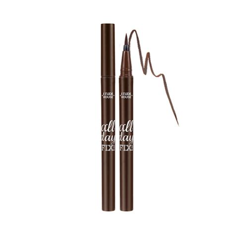 Etude All Day Fix Pen Liner 1 Black etude house all day fix pen liner 0 6g