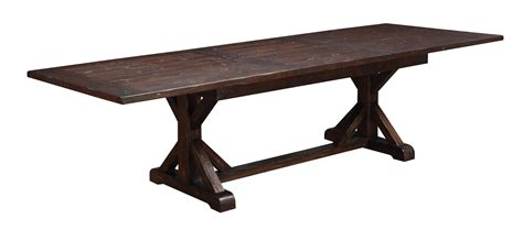 trestle dining bench ashland trestle dining table statement furnishings outlet