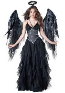 angel halloween costumes for girls women s dark angel costume