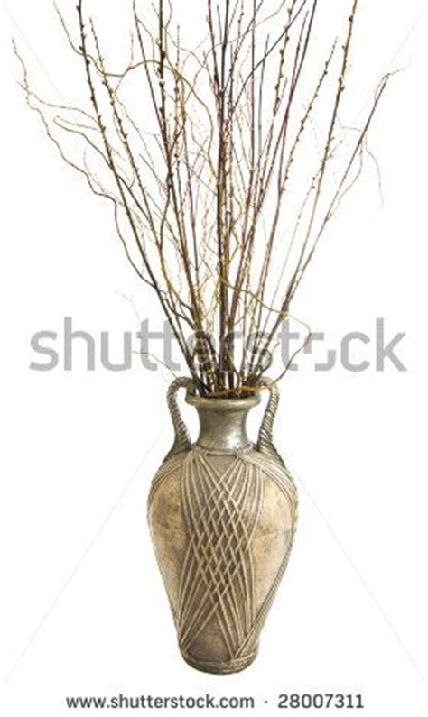 Decorative Floor Vases Bamboo Sticks by Large Antique Floor Vase With Decorative Sticks