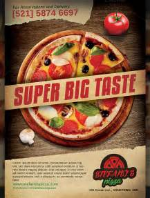 pizza sale flyer template restaurant flyer templates 65 free word pdf psd eps
