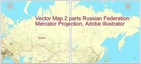 free vector map 2 free vector map russia ukraine mercator projection