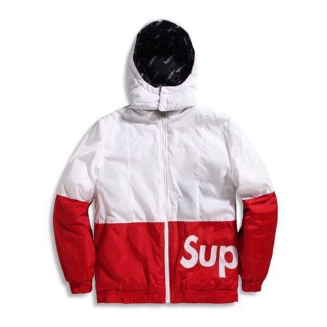 supreme jacket new supreme side logo parka jacket buy supreme