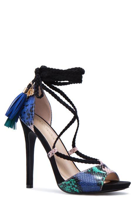 sandals select member rosalyn dress sandal shoedazzle