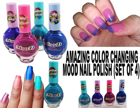 heat activated color changing nail heat activated colour changing nail to