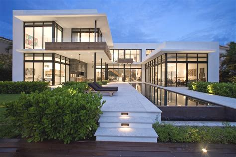 modern home design florida modernist south island residence by kz architecture