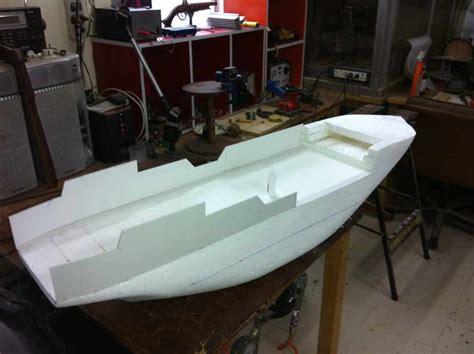 rc fishing boat homemade rc ship plans 2