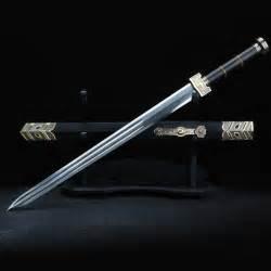 handmade katana real samurai sword han dynasty