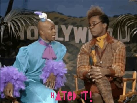 in living color hated it david alan grier