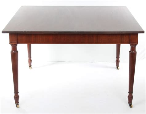 late square dining table 4ft square