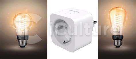 philips hue smart plug en filament slimme stekker en