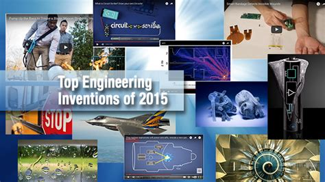 design engineer inventions top engineering inventions of 2015 in compliance magazine