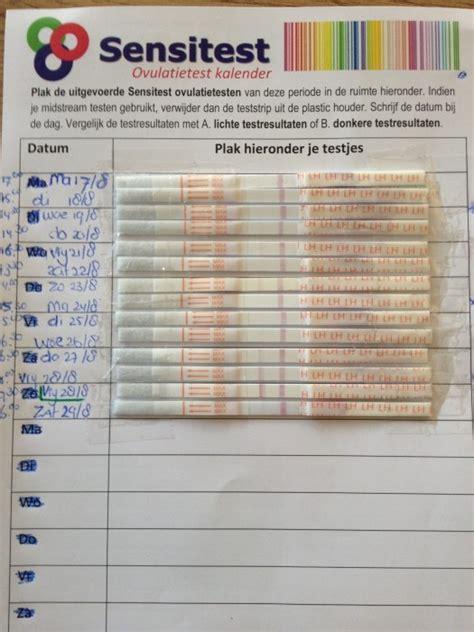 Calendario De Ovulacion Calendario De Test De Ovulaci 243 N Desde 0 99 Por 3
