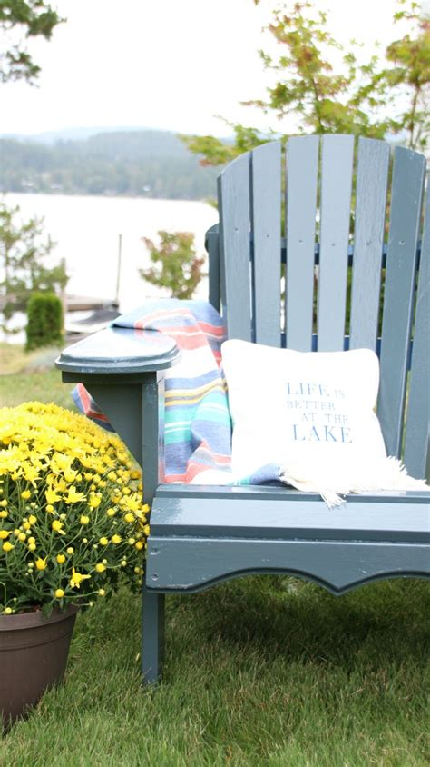 how to paint outdoor chairs so they last homeright