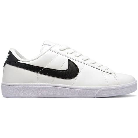 casual nike sneakers wmns nike tennis classic white black casual shoes