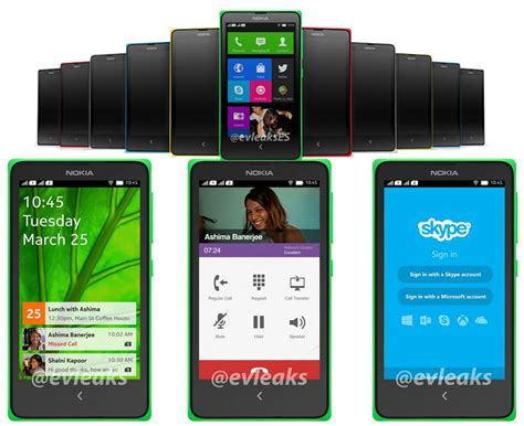 Hp Nokia Android Normandy android powered nokia x normandy to launch at mwc later