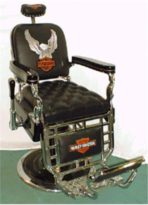 Antique Barber Chairs by Antique Barber Chair Harley Davidson
