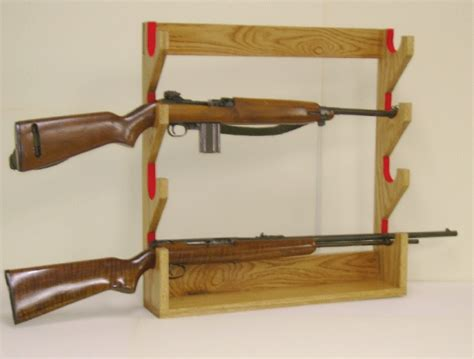 rifle wall mount