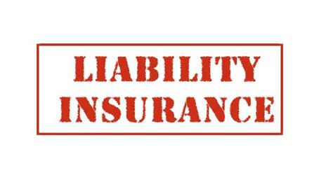 Protect the liabilities by using liability insurance