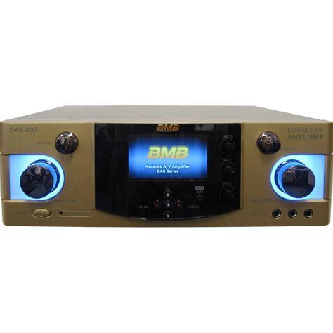 Speaker Karaoke Bmb bmb das 300 se 600w 4 channel karaoke mixing lifier 100 instant rebate