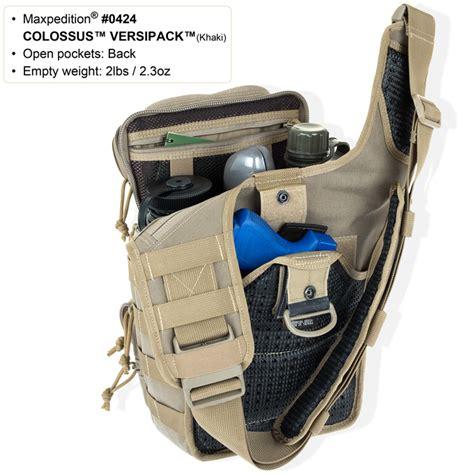 maxpedition rifle maxpedition colossus versipack gun and gear bag model 0424