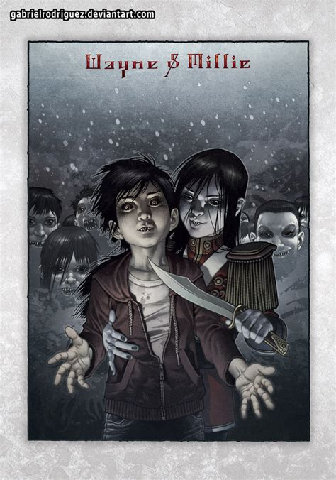 nos4a2 nos4a2 wayne and millie color by gabrielrodriguez on