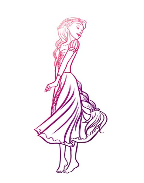 rapunzel tattoo the 25 best disney tangled ideas on