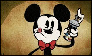 Tutorial Gambar Mickey Mouse | kumpulan dp bbm mickey mouse bergerak lucu terbaru