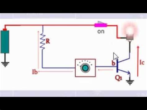 transistor 2n3055 para que sirve funcionamiento de un transistor wmv