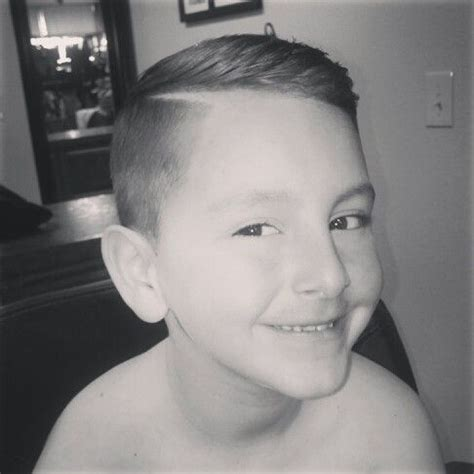 hard part haircut for boys hard part undercut style kidsnips haircuts for