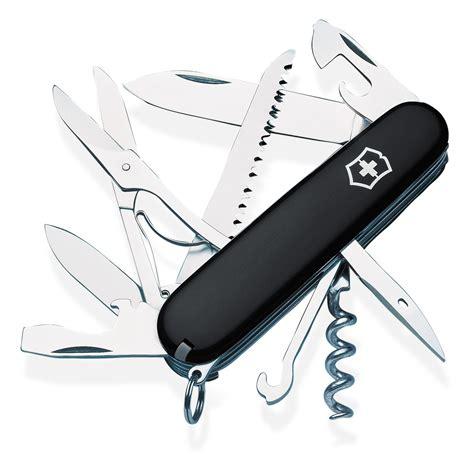 Swiss Army Dy01 Kanvas Black victorinox swiss army knife huntsman black s of kensington